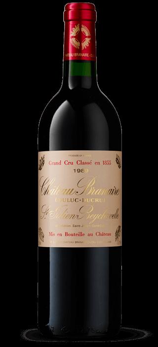Château Branaire-Ducru 1989